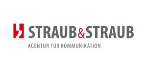 Logo Straub und Straub Agentur füt Kommunikation