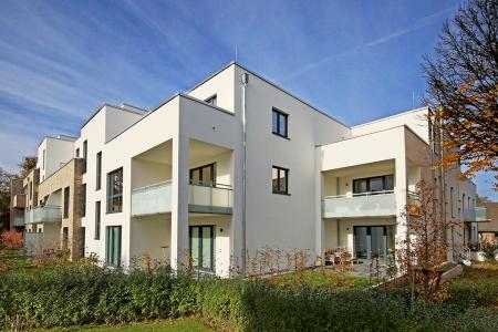 Wohnhaus, Mehrfamilienhaus, Architekturfotografie