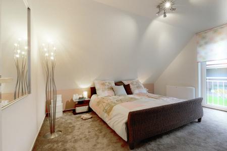Schlafzimmer Mafred Freye  Immobilienfotografie Hamburg